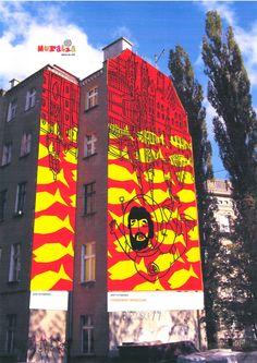 Wrocław, Poland..different art same locale