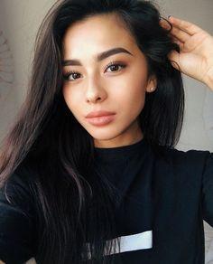 Wedding Makeup Asian Natural Brows 67 Ideas - Trend Hair Makeup And Outfit 2019 Beauty Make-up, Asian Beauty, Beauty Hacks, Hair Beauty, Korean Beauty, Natural Brows, Natural Makeup Looks, Natural Skin Care, Asian Makeup Natural