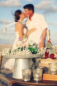beach wedding port aransas texas