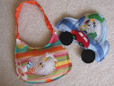 I Spy bags.....genius