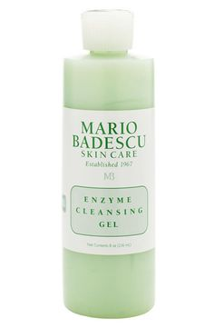 Mario Badescu Enzyme Cleansing Gel: The most popular cleanser from Mario Badescu.