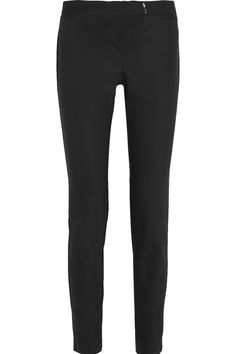 THEORY Leska cotton-blend skinny pants £119.25 http://www.theoutnet.com/products/525901
