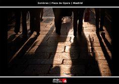 Sombras | Plaza de Opera | Madrid