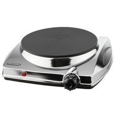 Brentwood Electric Single Hotplate