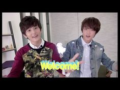 SMROOKIES_[RookieStation] Episode 1. Rookies.com introduction Mark & Donghyuck - YouTube