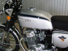 Honda 750, Honda Bikes, Honda Motorcycles, Cars And Motorcycles, New Jet, New Starter, Mini Bike, Vintage Bikes, Bike Trails