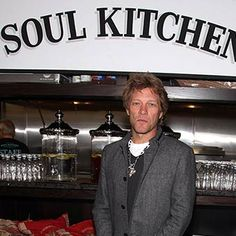 Bon Jovi's 'Pay What You Can' Restaurant
