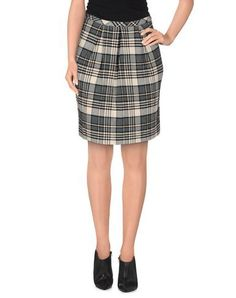 SEE BY CHLOÉ Knee Length Skirt. #seebychloé #cloth #knee length skirt
