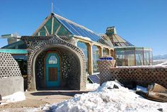 EarthShips – The Eco House of the future? | Home Design