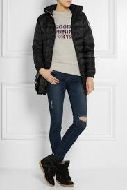 Canada Goose mens outlet official - Styled for cool. #outfitideas #womensfashion | Canada Goose Outfit ...