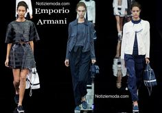 Borse Emporio Armani e scarpe Emporio Armani