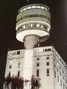 Vintage...Tower will fall in January 2013...