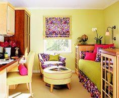 La Petite Maison: Room Inspiration: Craft Spaces