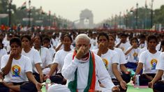 Την γιόγκα εξεθείασε ο ινδός πρωθυπουργός, ως έναν τρόπο δημιουργίας μιας «προστατευτικής ασπίδας» κατά του Nova Deli, All India News, Les Nations Unies, World Yoga Day, Soft Power, International Yoga Day, Naturopathy, Pranayama, Prime Minister