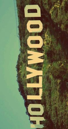 I want to see the Hollywood Sign, who wouldn't!