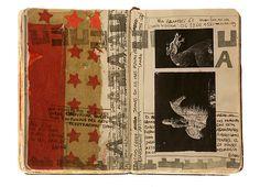 Moleskine 26 by Juan Rayos, via Flickr
