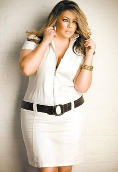 Big curvy plus size women are beautiful! fashion curves real women accept your body body consciousness