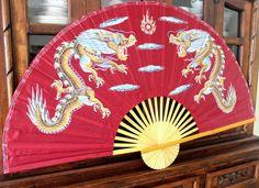 Deko-Objekte - Fächer,Decofächer,Dekoration,asiatischer Fächer - ein Designerstück von Faecher-Sprache bei DaWanda