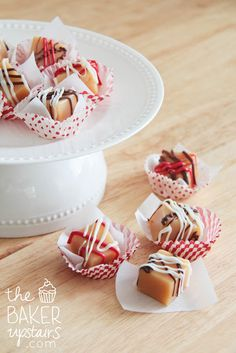 easy chocolate-covered caramels // the baker upstairs http://www.thebakerupstairs.com