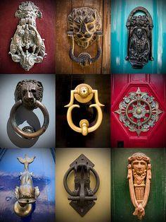 Door Knockers Collection, Malta | Flickr - Photo Sharing!