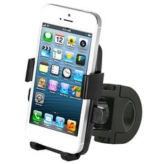 iOttie One-Touch Bike Mount Holder for iPhone 5 4S 4 3GS iPod Touch Samsung Galaxy S4 S3 S2 Nokia Lumia 920 HTC OneX EVO 4G Rhyme DROID RAZR MAXX Google Nexus LG Optimus G BlackBerry Z10 Torch Compact Size GPS iOttie,http://www.amazon.com/dp/B007FHCR20/ref=cm_sw_r_pi_dp_7BFNsb0RG8SSXPTA