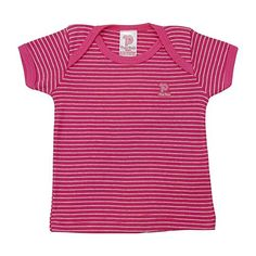 Pulla Bulla Baby stripe tee ages 1218 Months Pink -- Continue to the product at the image link. (This is an affiliate link) #BabyGirlTops