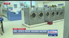 Girl Was Locked in Washing Machine on High Speed 5 Year Olds, High Speed, 5 Years, Washing Machine, Home Appliances, Shopping, House Appliances, Kitchen Appliances, Washer