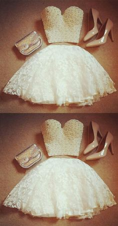 two piece homecoming dresses, 2 piece homecoming dresses, beaded homecoming dresses, lace homecoming dresses