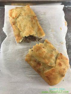Keto Hot Pocket Dough Recipe