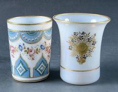 Blenko Glass, Opaline, Antiques, Tableware, Decor, Historia, Antiquities, Antique, Dinnerware