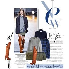 Fall Footwear: Over-The-Knee Boots