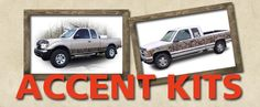 OVERWRAPS Camouflage Coverings.  You can purchase one of our accent kits for your vehicle or truck in one of our camo patterns.