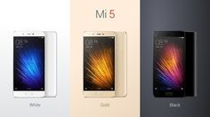 Xiaomi Mi 5 Revealed In India