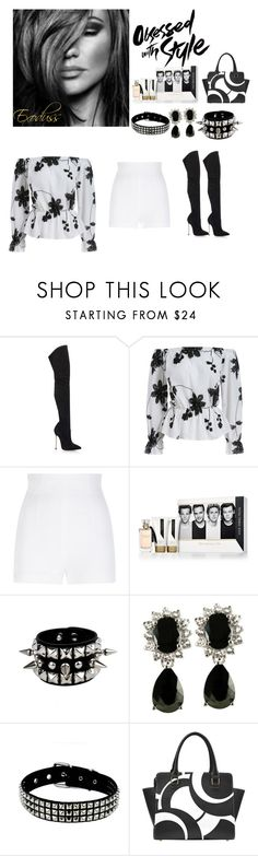"""Exoduss"" by exoduss ❤ liked on Polyvore featuring Casadei and La Perla"