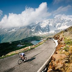 Just realized that I have a date with the Gavia in less than a month - can't wait for the @Gisela Jönsson Jönsson Rodriguez d'Italia!!!!