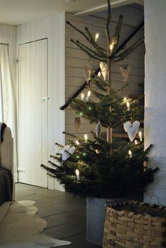 hannashantverk.blogspot.se julgran vardagsrum