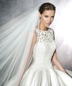 PRANETTE, Wedding Dress 2016