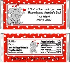 1000 images about candy bar wrapper ideas on pinterest for Valentine candy bar wrapper templates