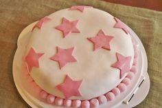 Birthdaycake - födelsedagstårta Baking, Cake, Desserts, Food, Tailgate Desserts, Deserts, Bakken, Food Cakes, Eten