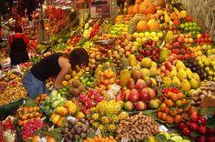 EXOITC FRUITS OF ASIA   The Exotic Fruits of Southeast Asia   Vivacious Veggie