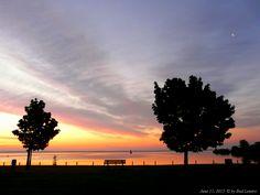 Sunrise At The Municipal Dock