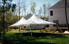Tension Tents | Party Tent | Century Mate | Wedding & Event Tents | Anchor Inc