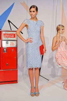 Alice + Olivia at New York Fashion Week Spring 2013