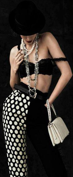 Chanel Ad | LBV S14 ♥✤