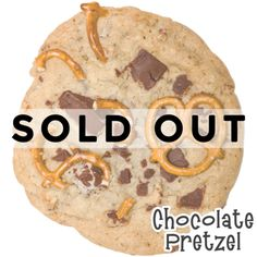 Customers can buy and send gourmet cookies. Yo' Dough provides cookie delivery services all Canada and the USA. Cookie Delivery, Gourmet Cookies, Pretzel, Bread, Chocolate, Food, Brot, Essen, Chocolates