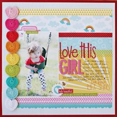 Bella Blvd. Play Date. Crochet Hearts. Freestyle Sophisticates. By Guest Designer Brook Stewart