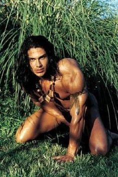 sexy native american men