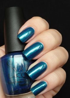 OPI — Yodel me on my Cell (Swiss Collection | Fall 2010)