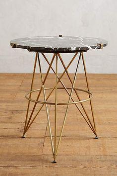 Betelline Side Table - bedroom lounge chair side table!