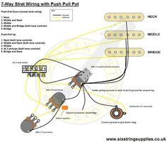 81a365f1895ac6d9a8ec0ba0e7208e09 strat guitar 2 pu 1 volume 1 tone 3 way 50's wiring project 24 pinterest Vintage Fernandes Vertigo at virtualis.co